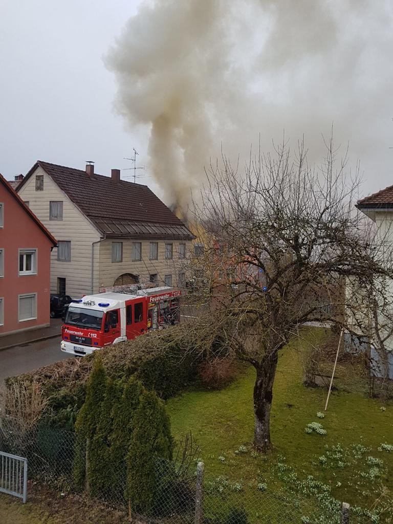 B04 - Gebäudebrand